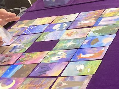 様々な占いカード