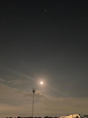 山羊座満月のランチ