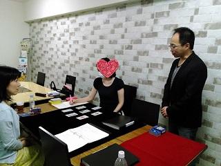 銀座本校 タロットPart2