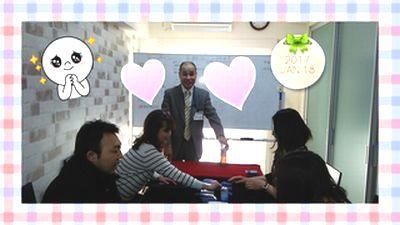 【教室の様子】銀座本校 タロット講座Part1