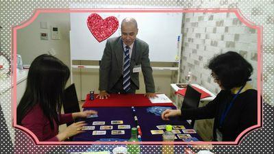 【教室の様子】銀座本校 タロット講座Part2