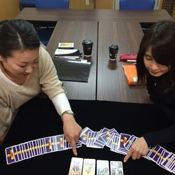大阪校 タロット講座Part1