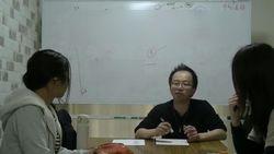 銀座本校 話術の勉強会