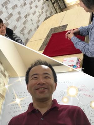 【教室の様子】銀座本校 話術の勉強会