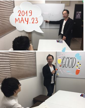 【教室の様子】銀座校 占い勉強会(ビジネス)