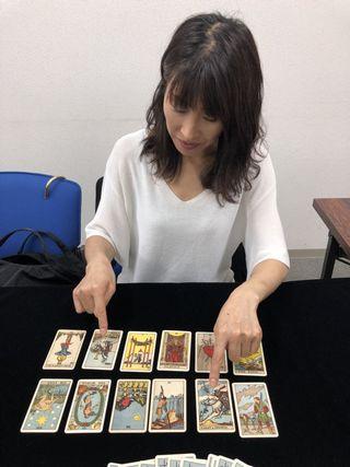 大阪校 タロット占い講座Part1
