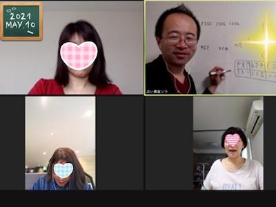 【Zoom】数秘術講座フォローアップ