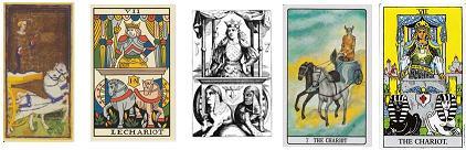 タロットカードのシンボル