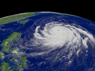 【占い通信】台風18号の進路
